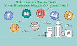 3 alarming signs in outsourcing
