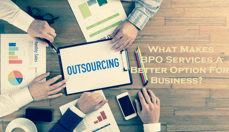 BPO Services-Business