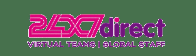 24x7direct logo