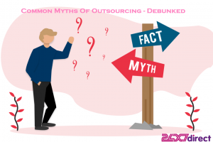 Offshore Outsourcing - myth vs facts