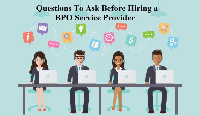 BPO Services Provider