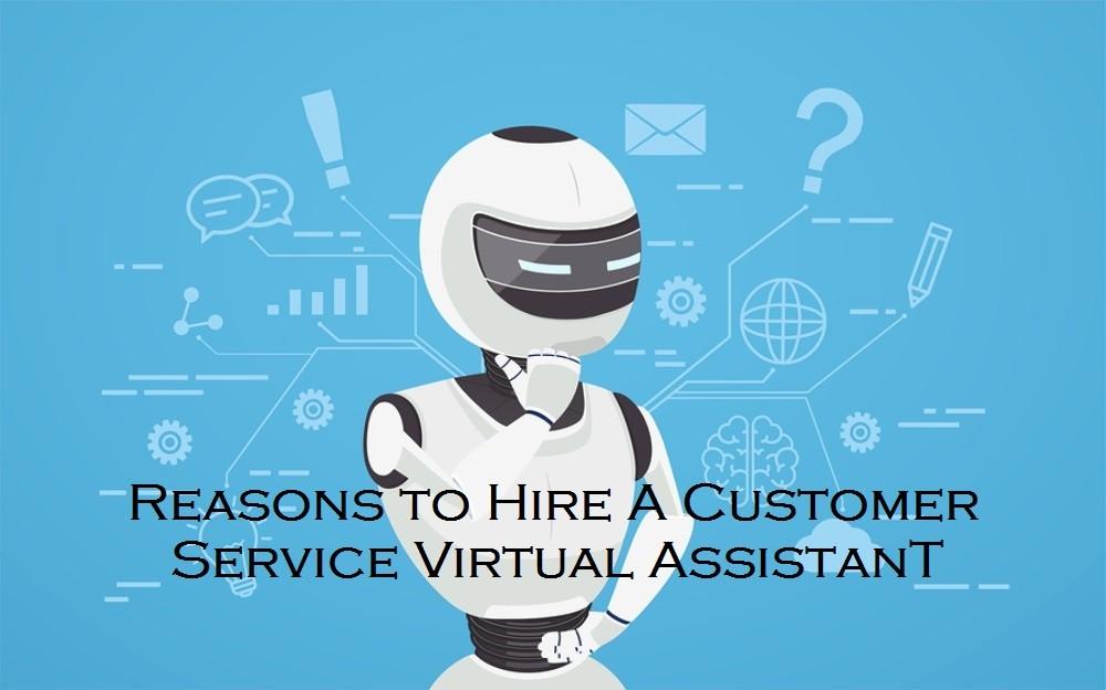 hire a customer service