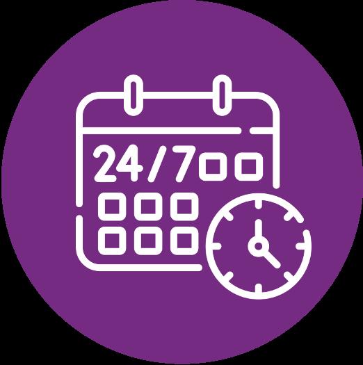 24x7direct logo icon