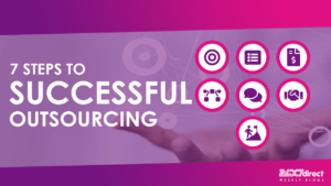 steps to a successful outsourcing