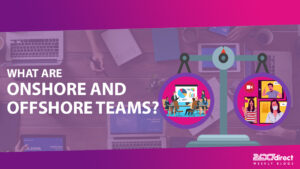 what are onshore and offshore teams